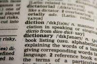 Tout le vocabulaire anglais